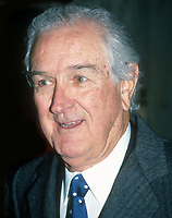 John Connally in 1988<br /> Connally was seriously wounded in November 1963 during the assassination of Kennedy.<br /> Photo By Adam Scull/PHOTOlink.net