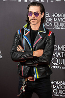Oscar Jaenada attends to premiere of 'El hombre que mato a Don Quijote' (The man who killed Don Quixote) at Dore Cinemas in Madrid, Spain. May 28, 2018. (ALTERPHOTOS/Borja B.Hojas) /NortePhoto.com