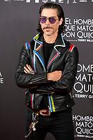 Oscar Jaenada attends to premiere of 'El hombre que mato a Don Quijote' (The man who killed Don Quixote) at Dore Cinemas in Madrid, Spain. May 28, 2018. (ALTERPHOTOS/Borja B.Hojas) /NortePhoto.com