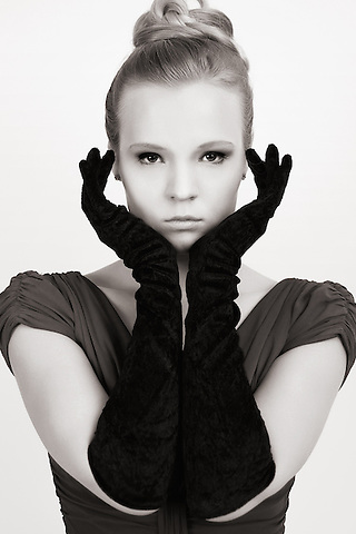 model: Celka Ojakangas&lt;br&gt;<br /> hair and makeup: Cynthia Rhodes