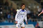 Ryota Takasugi (V Varen),.APRIL 17, 2013 - Football /Soccer : 2013 J.LEAGUE Division 2 ,9th sec match between Yokohama FC 1-2 V Varen Nagasaki at NHK Spring Mitsuzawa Football Stadium, Kanagawa, Japan. (Photo by Jun Tsukida/AFLO SPORT).