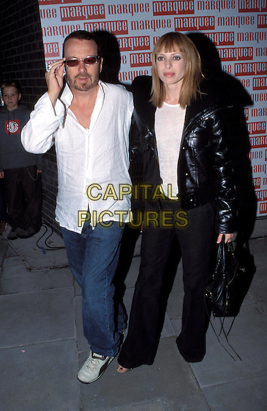 DAVE STEWART.at the Grand opening night of legendary venue The Marquee in Islington last night. .eurythmics, denim jeans, white shirt.Ref: 11786.sales@capitalpictures.com.www.capitalpictures.com.©Capital Pictures.