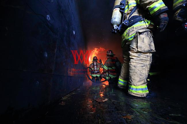 The 2016 class of Mifflin Fire Deparment Recruits/Candidates.