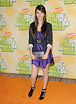 Victoria Justice at The 2009 Nickelodeon's Kids Choice Awards held at Pauley Pavilion in West Hollywood, California on March 28,2009                                                                     Copyright 2009 Debbie VanStory/RockinExposures