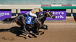 November 1, 2019: Tap Back, ridden by Victor Espinoza, wins the Golden State Juvenile on Breeders' Cup World Championship Friday at Santa Anita Park on November 1, 2019: in Arcadia, California. John Voorhees/Eclipse Sportswire/CSM