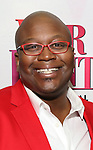 Titus Burgess attends the Broadway Opening Night Performance of 'War Paint' at the Nederlander Theatre on April 6, 2017 in New York City