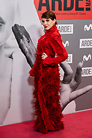 Angy Fernandez attends to ARDE Madrid premiere at Callao City Lights cinema in Madrid, Spain. November 07, 2018. (ALTERPHOTOS/A. Perez Meca) /NortePhoto.com