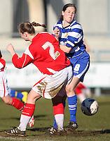 080210 Charlton Athletic Women v Doncaster Belles