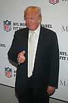 DONALD TRUMP ATTENDS NFL & VOGUE CELEBRATE NFL WOMEN'S APPAREL & UNVEIL MARCHESA DESIGN AT THE NATIONAL FOOTBALL LEAGUE, NY  10/2/12