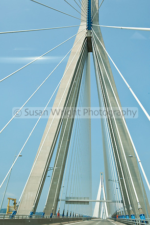 Rio-Antirrio bridge, Greece