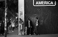 Telegraph Avenue, 1987.   &amp;#xA;<br />
