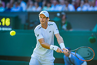 London, England, 5 th July, 2017, Tennis,  Wimbledon, Andy Murray (GBR)<br /> Photo: Henk Koster/tennisimages.com