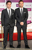 London - The Well Child Awards at the InterContinental Hotel, Park Lane, London - September 3rd 2012..Photo by Bob Kent