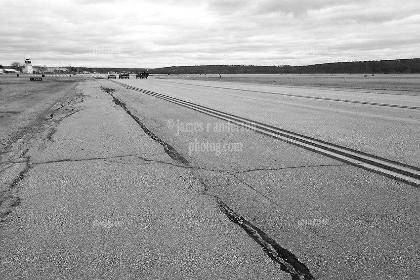 Groton New London Airport CT-DOT Project #58-299 Progress Photography   Mizzy Construction Shoot One