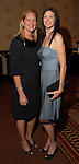 Joella Mach and Karyn Guerrero at the Una Notte in Italia dinner and fashion show at the InterContinental Hotel Friday Nov. 07, 2008. (Dave Rossman/For the Chronicle)