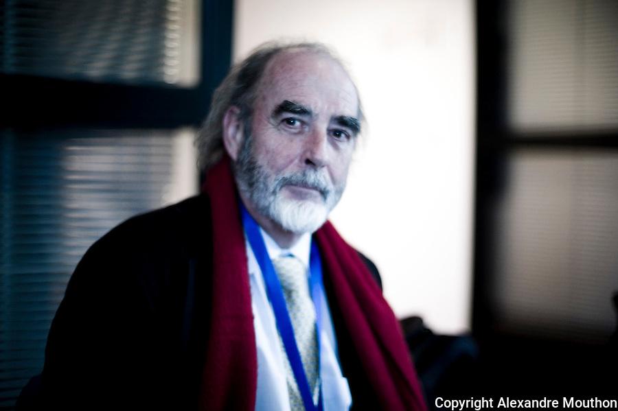 Yves Gervaise Professeur, Université d'Ouro Preto (Brésil)