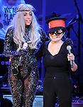 RE Yoko Ono Gaga 100210