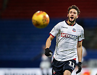 Bolton Wanderers' Will Buckley  <br /> <br /> Photographer Andrew Kearns/CameraSport<br /> <br /> The EFL Sky Bet Championship - Bolton Wanderers v Reading - Tuesday 29th January 2019 - University of Bolton Stadium - Bolton<br /> <br /> World Copyright © 2019 CameraSport. All rights reserved. 43 Linden Ave. Countesthorpe. Leicester. England. LE8 5PG - Tel: +44 (0) 116 277 4147 - admin@camerasport.com - www.camerasport.com