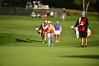 The 2018 Kia Classic Champion Eun-Hee Ji (KOR) makes her way up the 18th fairway to the green , during the Final Round at the Kia Classic,Park Hyatt Aviara Resort, Golf Club &amp; Spa, Carlsbad, California, USA. 3/25/18.<br /> Picture: Golffile | Bruce Sherwood<br /> <br /> <br /> All photo usage must carry mandatory copyright credit (&copy; Golffile | Bruce Sherwood)