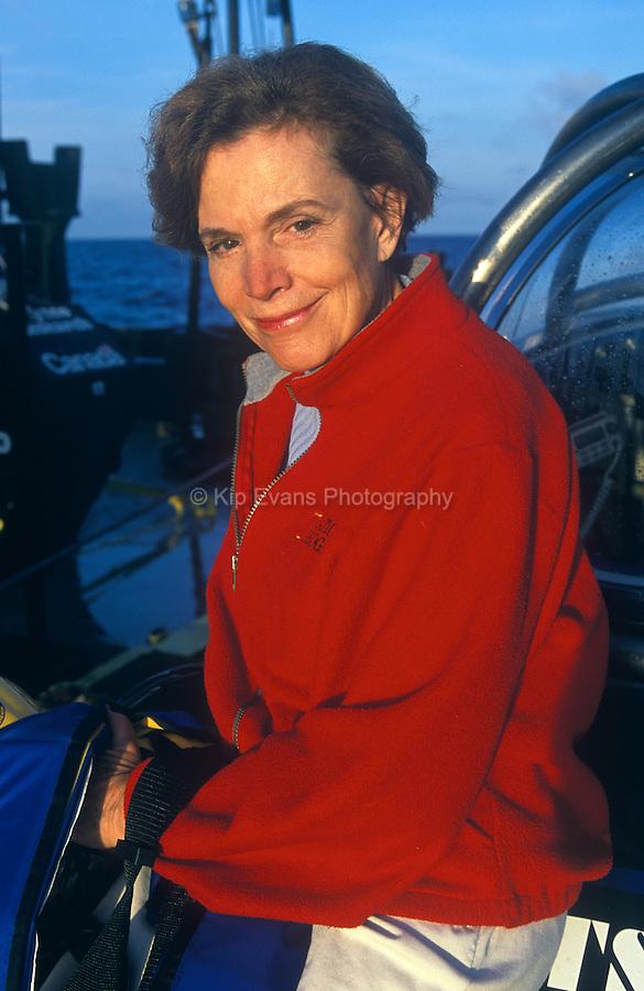 Dr. Sylvia Earle