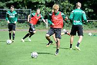 MARIENHOF - Voetbal, Trainingskamp FC Groningen , seizoen 2017-2018, 13-07-2017, FC Groningen speler Ritsu Doan