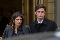 NEW YORK, NY - DECEMBER 12: The family of Michael Cohen, former lawyer of President Donald Trump, leave the federal court, on December 12, 2018 in New York City. Cohen was sentenced to 3 years in prison after pleading guilty. (Photo by Pablo Monsalve/VIEWpress)