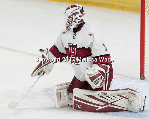 Sihak Lee (Harvard - 1) - The Harvard University Crimson defeated the Air Force Academy Falcons 3-2 in the NCAA East Regional final on Saturday, March 25, 2017, at the Dunkin' Donuts Center in Providence, Rhode Island.