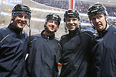 Tommy George, Ryan Hersey, Geoff Miller, Bob Bernard - The Union College Dutchmen defeated the University of Minnesota Golden Gophers 7-4 to win the 2014 NCAA D1 men's national championship on Saturday, April 12, 2014, at the Wells Fargo Center in Philadelphia, Pennsylvania.