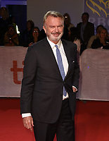 "TORONTO, ONTARIO - SEPTEMBER 06: Sam Neill attends the ""Blackbird"" premiere during the 2019 Toronto International Film Festival at Roy Thomson Hall on September 06, 2019 in Toronto, Canada. <br /> CAP/MPIIS<br /> ©MPIIS/Capital Pictures"