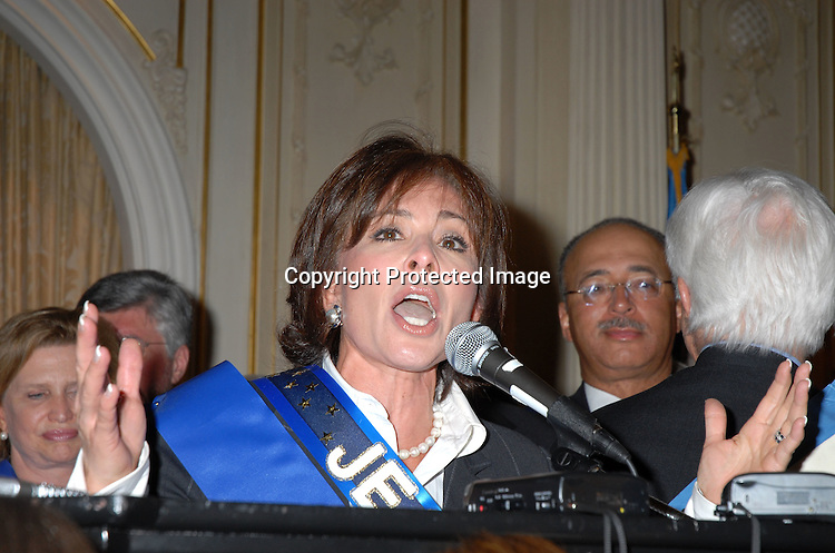 Jeanine Pirro ..at the Pre-Parade Reception for the 75th Annual Greek Independence Day Parade on April 2, 2006 at The ..Jumeirah Essex House. ..Robin Platzer, Twin Images