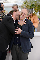 "Thomas Kretschmann and Dario Argento attending the ""Dario Argento Dracula"" Photocall during the 65th annual International Cannes Film Festival in Cannes, France, 19th May 2012...Credit: Timm/face to face /MediaPunch Inc. ***FOR USA ONLY***"