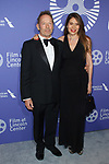 Simon Kirke and Maria Angelica arrives at the Film at Lincoln Center's 50th Anniversary Gala on Monday April 29, 2019; in Alice Tully Hall at 1941 Broadway in New York, NY.