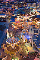 Amusement Theme Park, on the beach, Wildwood, New Jersey