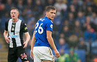 Dennis Praet of Leicester City during the Premier League match between Leicester City and Newcastle United at the King Power Stadium, Leicester, England on 29 September 2019. Photo by Andy Rowland.