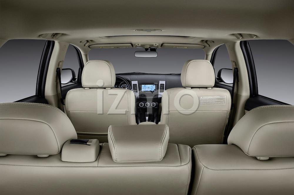 2010 Mitsubishi Outlander SUV
