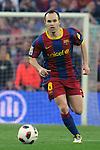 FC Barcelona vs RCD Espanyol: 2-0 (League BBVA- Season: 35)