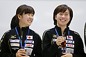 Table Tennis : Japan Team press event for 2016 World Table Tennis Championships