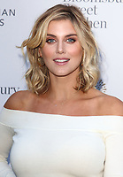 Ashley James at the Bloomsbury Street Kitchen Restaurant Launch Party in London on August 8th 2019<br /> CAP/ROS<br /> ©ROS/Capital Pictures