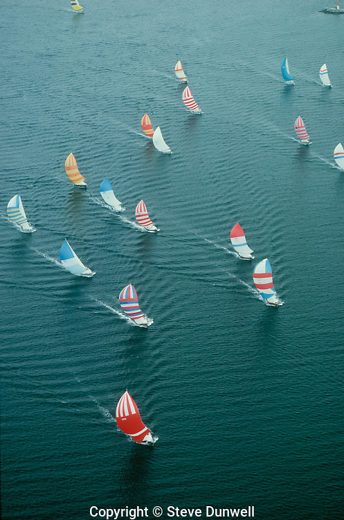 Storm Trysail race, Block Island, RI