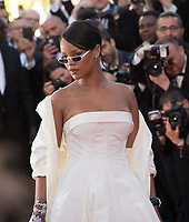 Rihanna at the premiere for &quot;Okja&quot; at the 70th Festival de Cannes, Cannes, France. 19 May  2017<br /> Picture: Paul Smith/Featureflash/SilverHub 0208 004 5359 sales@silverhubmedia.com