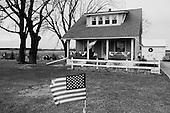 La Grange, Wisconsin.USA.Apirl 6, 2003..Troop support.