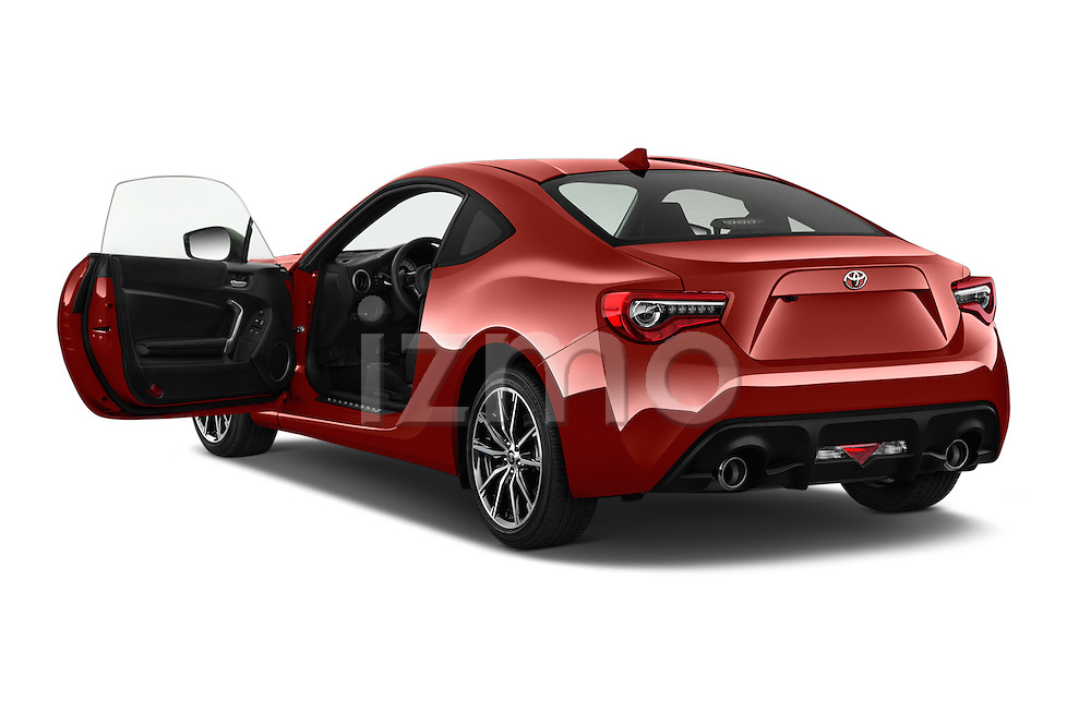 Car images of 2017 Toyota 86 Automatic 2 Door Coupe Doors