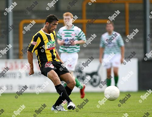 2009-07-23 / Seizoen 2009-2010 / Voetbal / Zwarte Leeuw / Nurallah Kocak..Foto: Maarten Straetemans (SMB)