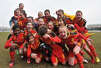 2013.04.03 Belgium - Germany