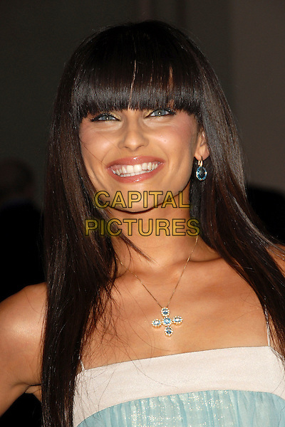 NELLY FURTADO.The 34th Annual American Music Awards held at The Shrine Auditorium in Los Angeles, California, USA. - Arrivals.November 21st, 2006.headshot portrait necklace.CAP/DVS.©Debbie VanStory/Capital Pictures