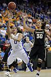 UK Women's Basketball 2013: SEC Tournament Vanderbilt
