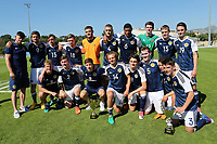 Scotland U20's Third Placed Winners of the Toulon Tournament during Czech Republic Under-20 vs Scotland Under-20, Toulon Tournament Football at Stade de Lattre-de-Tassigny on 10th June 2017