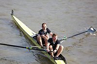 Crew: 38  Magdalen College Boat Club - Op 2- Intermediate<br /> <br /> Pairs Head 2019<br /> <br /> To purchase this photo, or to see pricing information for Prints and Downloads, click the blue 'Add to Cart' button at the top-right of the page.