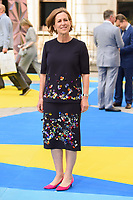 Kirsty Wark<br /> arriving for the Royal Academy of Arts Summer Exhibition 2018 opening party, London<br /> <br /> ©Ash Knotek  D3406  06/06/2018