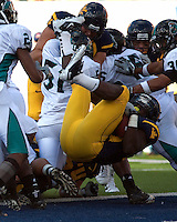 Coastal Carolina Chanticleers vs WVU Mountaineers 09-04-10